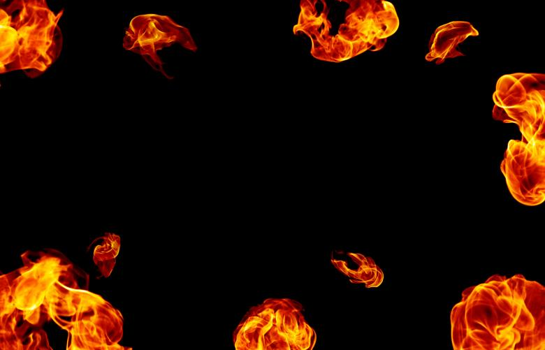 Free stock image of Fire balls created by 2happy