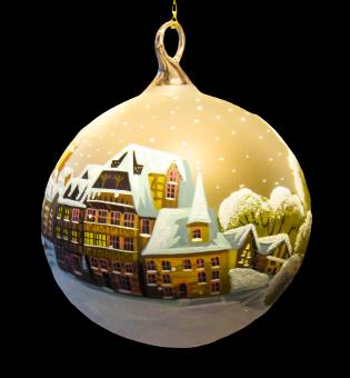 Christmas Bauble - Free Stock Photo