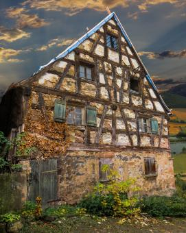 Old House - Free Stock Photo