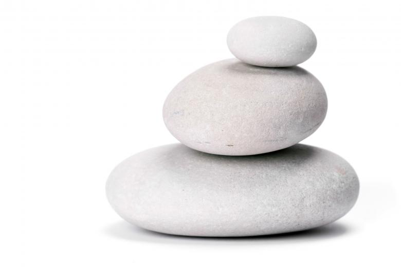 Free Stock Photo of Zen Stones Created by 2happy