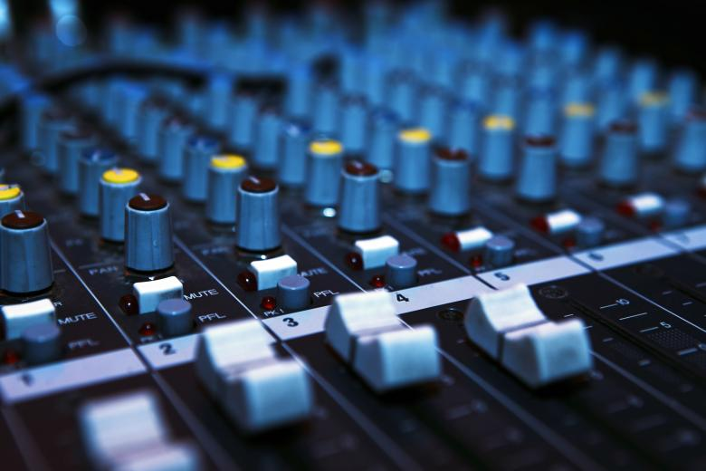 Free Stock Photo of Sound mixer Created by 2happy