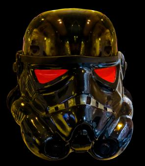 Black Stormtrooper Mask - Free Stock Photo