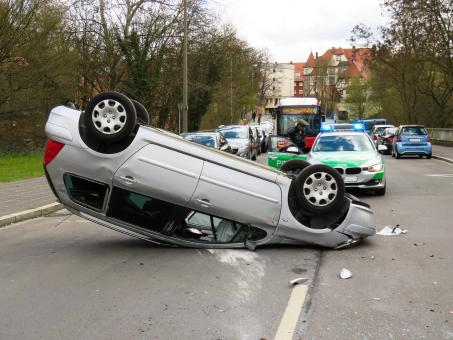 Accident on the Road - Free Stock Photo