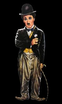 Charlie Chaplin - Free Stock Photo