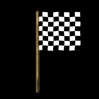 Checkered Flag - Free Stock Photo