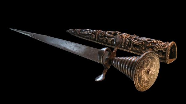 Antique Knife - Free Stock Photo