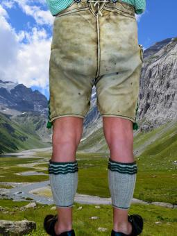 Hiker Costume - Free Stock Photo
