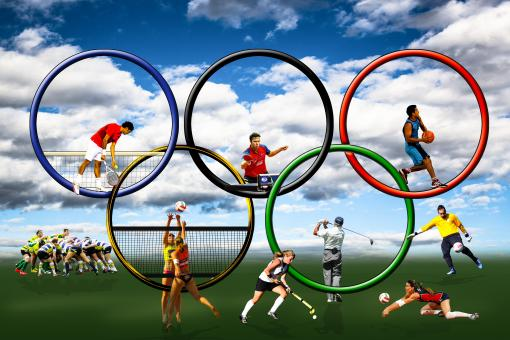 Olympics Competitions - Free Stock Photo