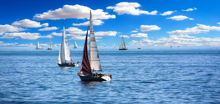 Sailing Boats - Free Stock Photo