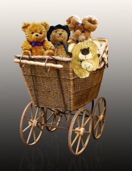 Baby Carriage - Free Stock Photo