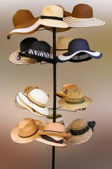Hat Collection - Free Stock Photo