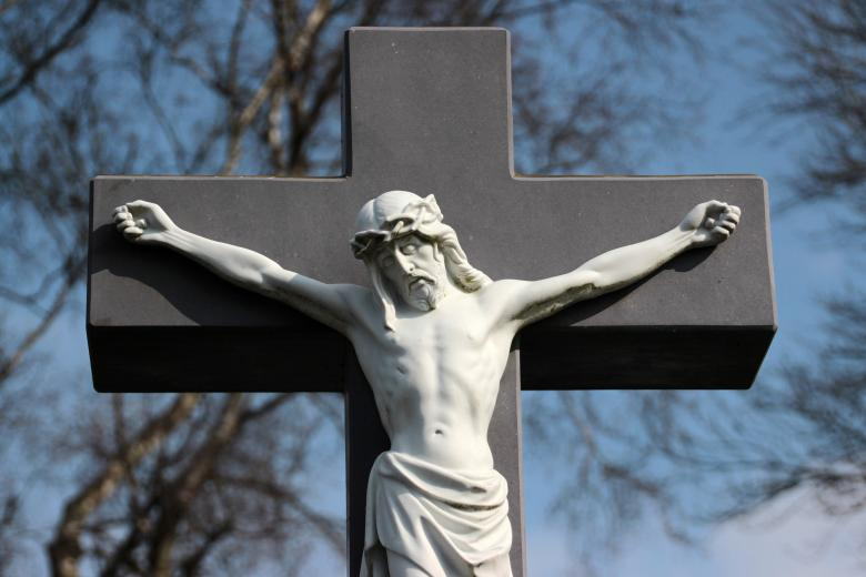 Jesus on the Cross - Free Religion Stock Photos