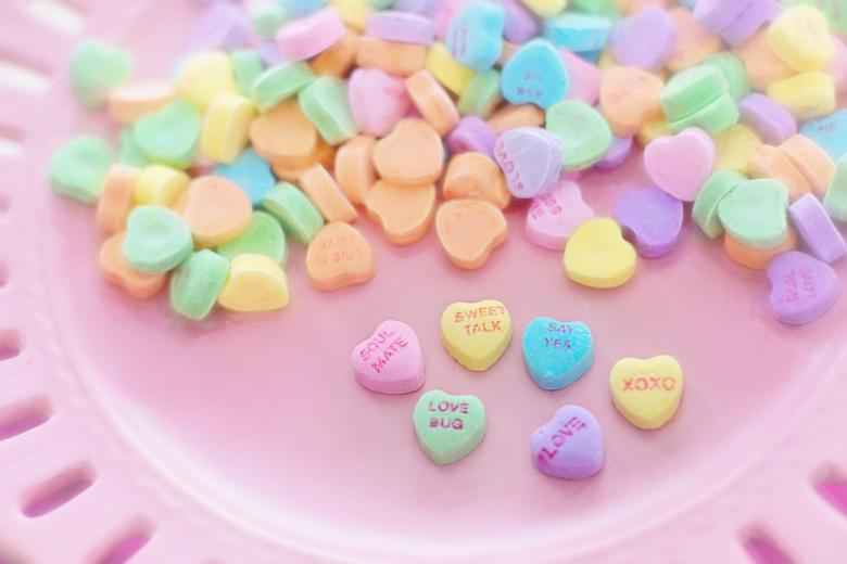Valentine Sweet Candy - Free Valentines Day Images