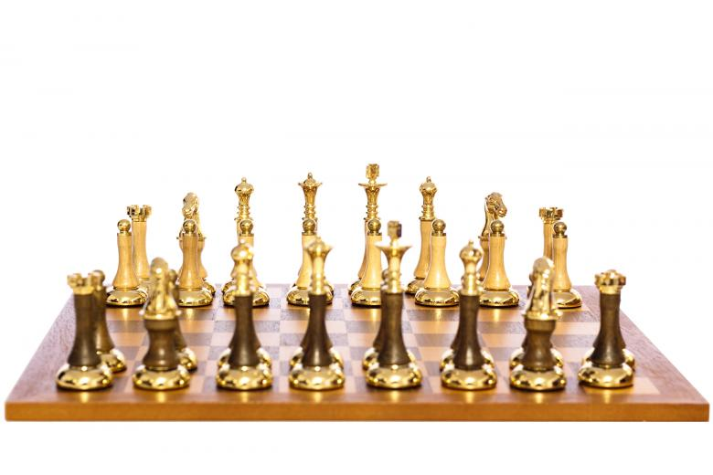 Free Stock Photo of Chess board Created by Geoffrey Whiteway