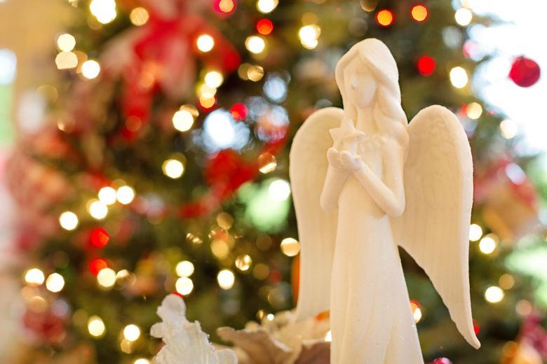 Christmas Angel - Free Christmas Stock Photos