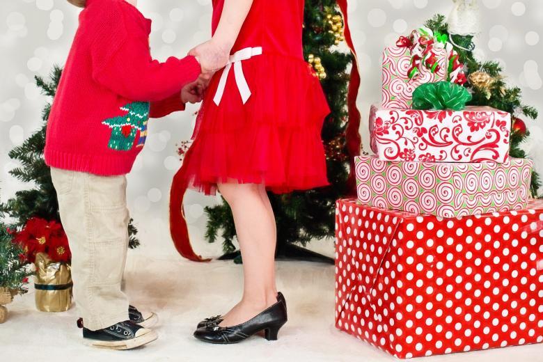 Christmas Gifts - Free Christmas Stock Photos