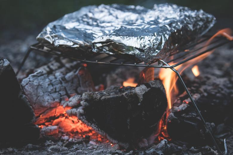 Free Stock Photo of Cooking on Grill Created by Pixabay