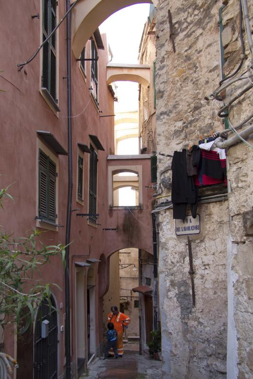 Old Sanremo Street Free Photo