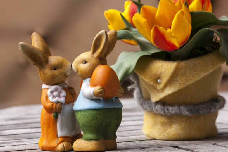 Easter Bunny - Free Easter Stock Photos & Vectors