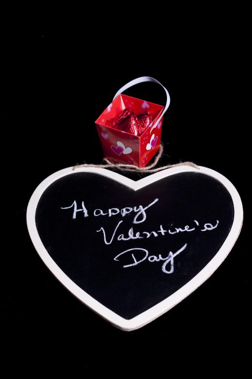 Free stock image of Happy Valentine's Day with Candy created by Geoffrey Whiteway