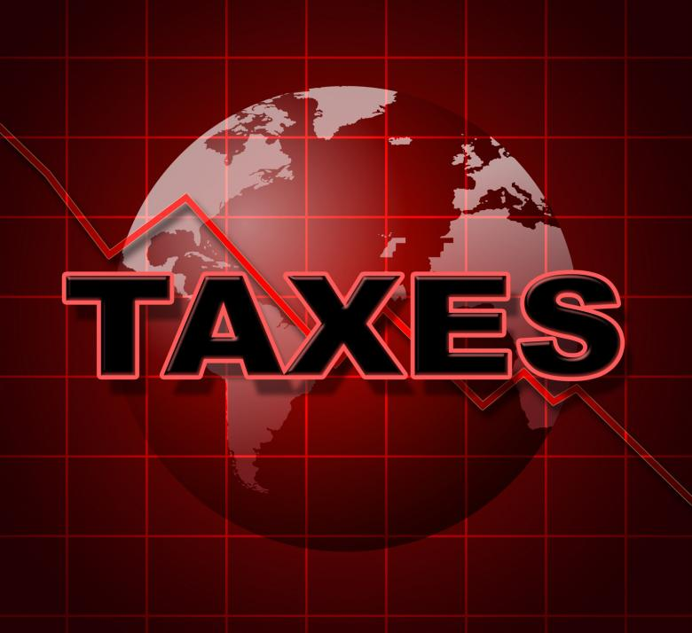 axes Graph Means Duty Statistical And Infograph - Free Tax Stock Photos
