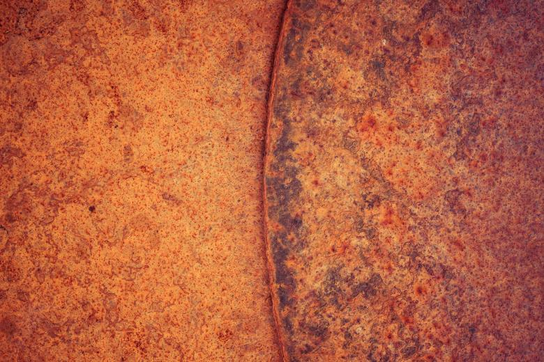 Free Stock Photo Of Vivid Rusty Metal Background Created By Texture Friday