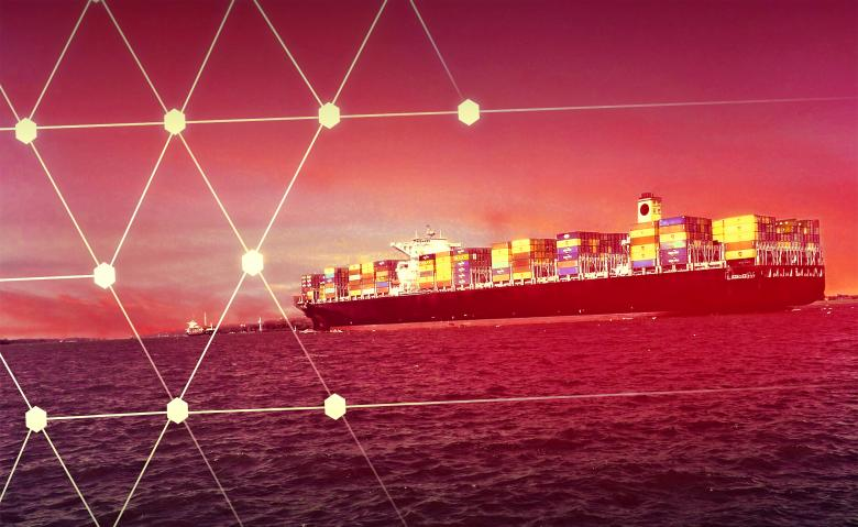 Free Stock Photo of Cargo Ship - Logistics Concept