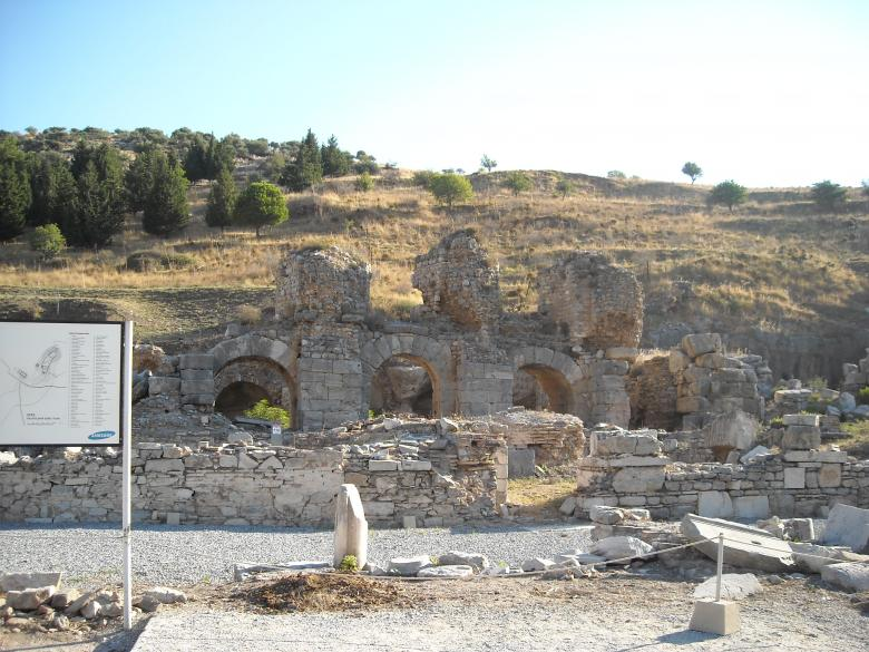 Free Stock Photo of Ephesus Ancient City Created by Yiannis