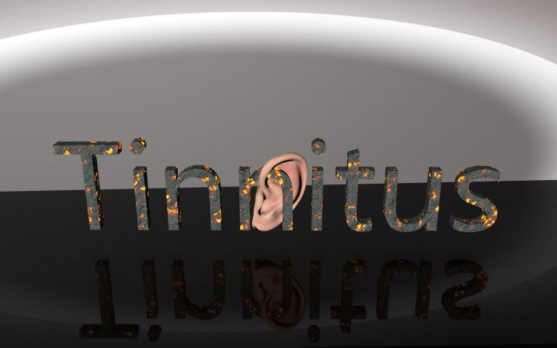 Free Stock Photo of Tinnitus - Ear Pain 3D Text Created by bykst
