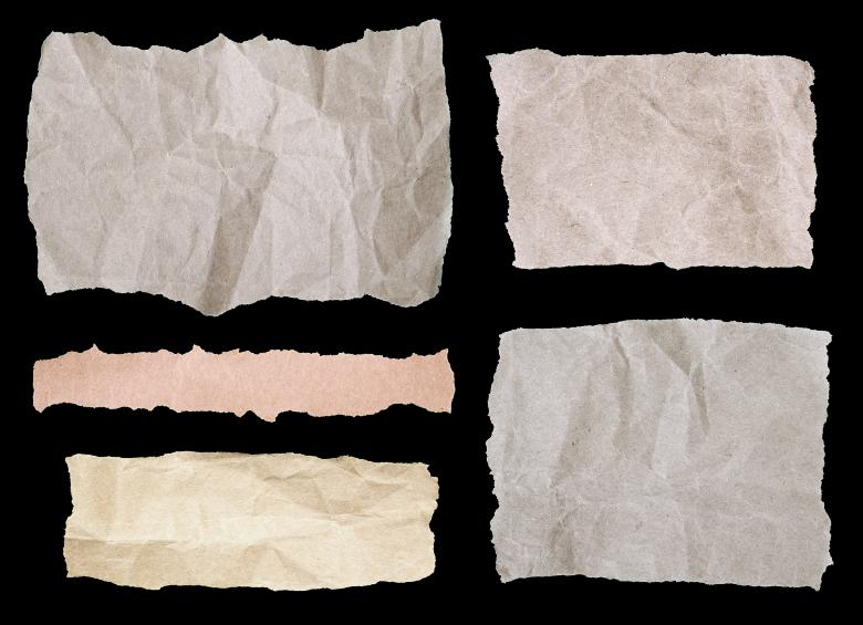 Free Stock Photo of Torn Paper Created by Pixabay