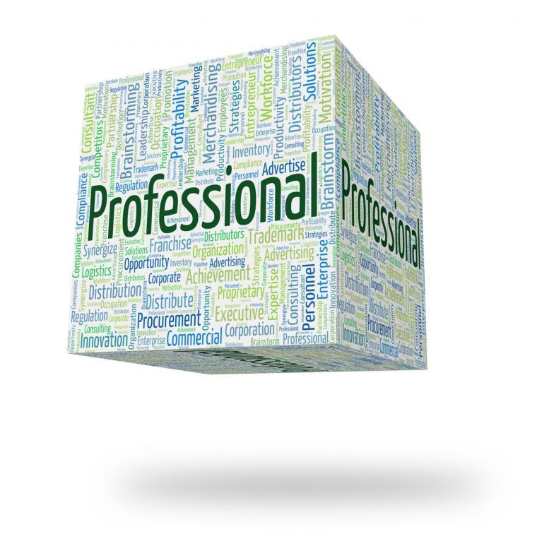 professional word