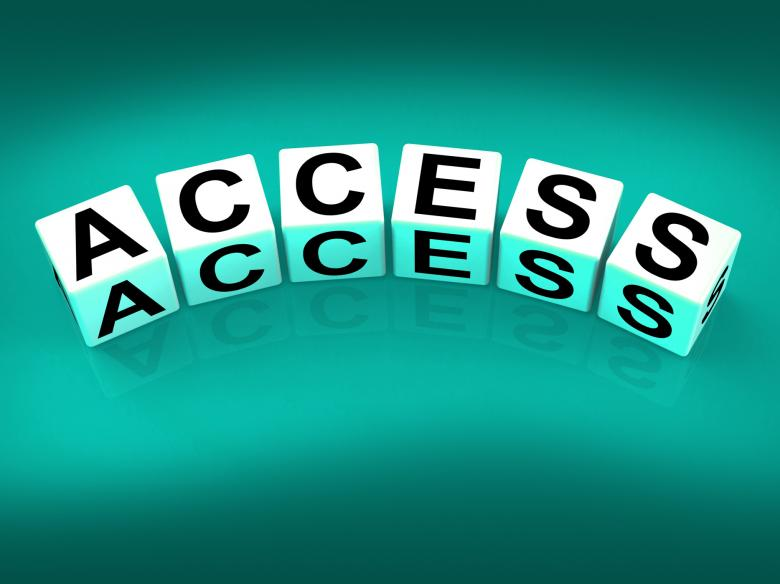 Free stock image of Access Blocks Show Admittance Accessibility and Entry created by Stuart Miles