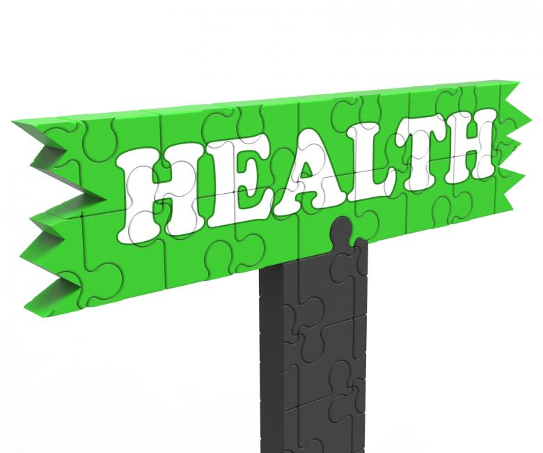 Free stock image of Health Sign Shows Healthcare Wellbeing Condition created by Stuart Miles