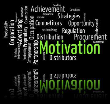 motivation and handbag department