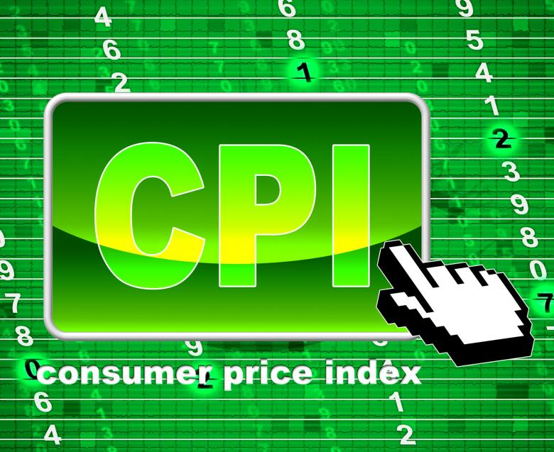 Free Stock Photo of Consumer Price Index Represents Web Site And Website Created by Stuart Miles