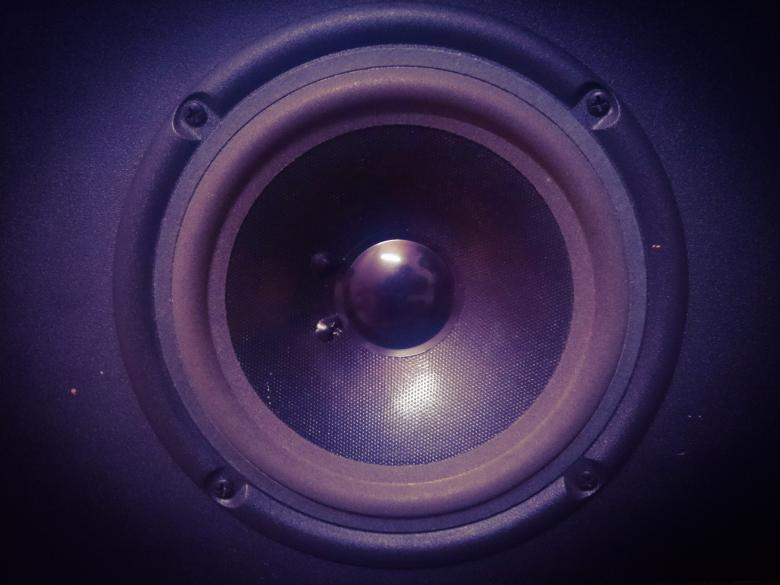 Free Stock Photo of Large Speaker Created by febri nura tarigan