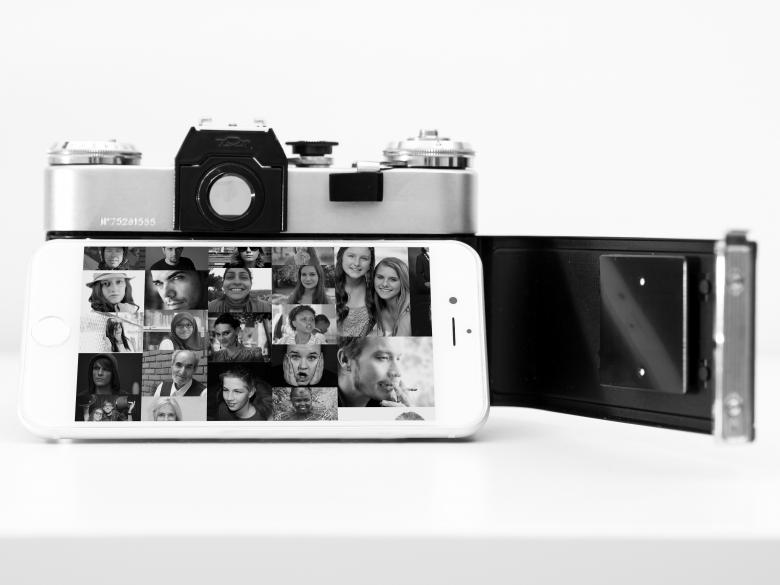 Camera and Mobile - Free Technology Stock Photos