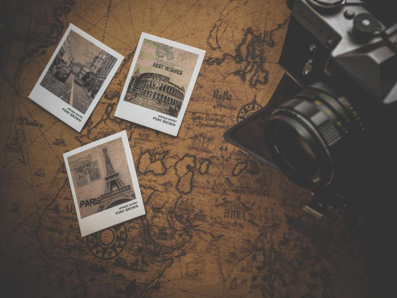 Free Stock Photo of Vintage Photography Collection Created by Pixabay