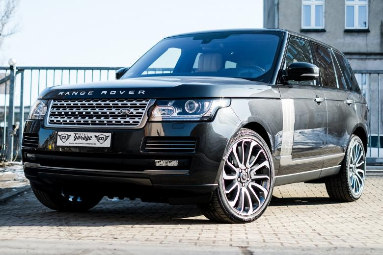 Free stock image of Range Rover created by Pixabay