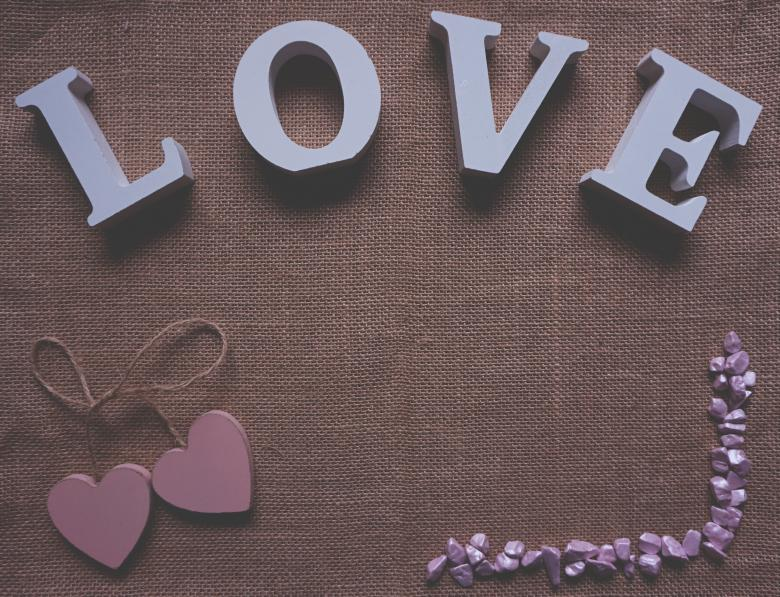 Sackcloth Texture - Free Love Stock Photos