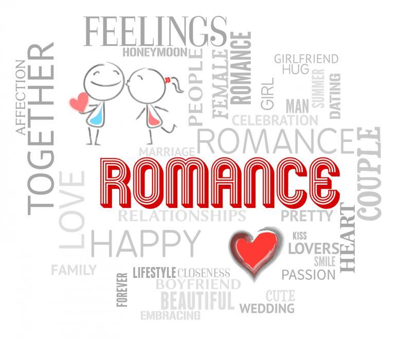 Romance Words - Free Love Stock Photos