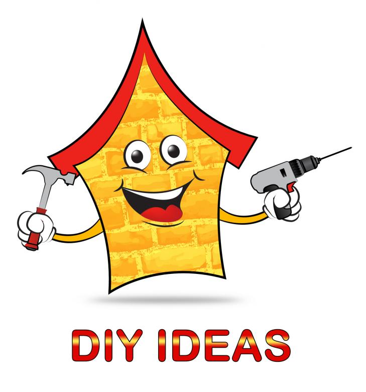 Diy ideas indicates do it yourself and renovation free stock diy ideas indicates do it yourself and renovation free stock photo solutioingenieria Images