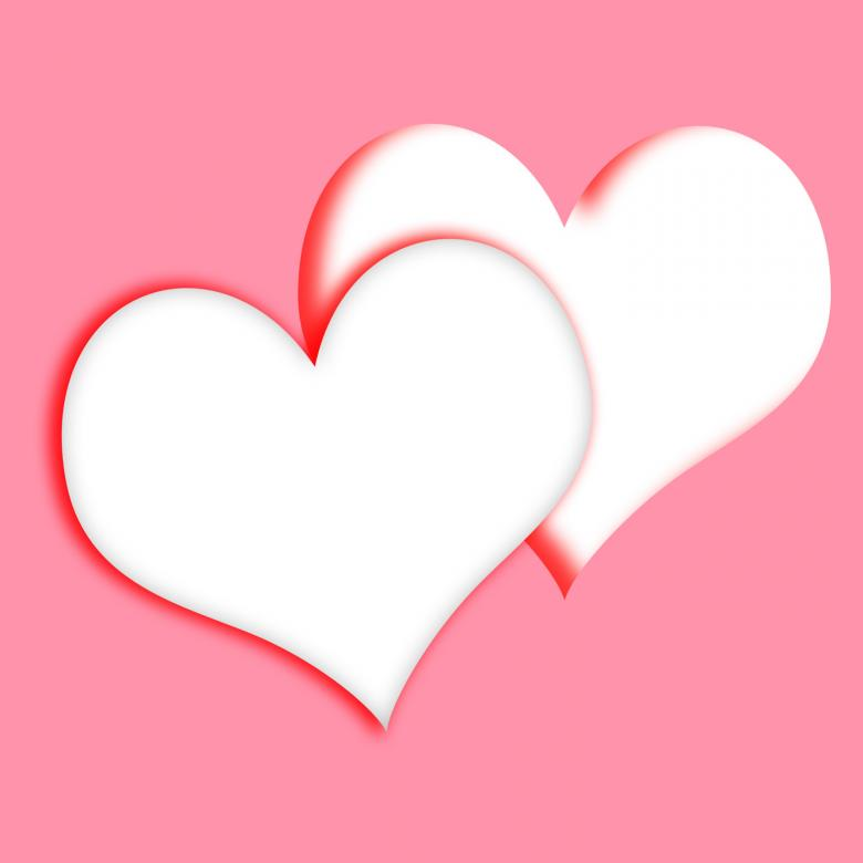 Intertwined Hearts Mean Dating Love And Relationships Free Stock