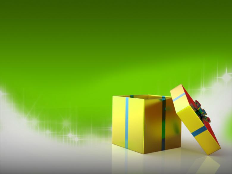 Free Stock Photo of Copyspace Celebrate Indicates Gift Box And Cheerful Created by Stuart Miles