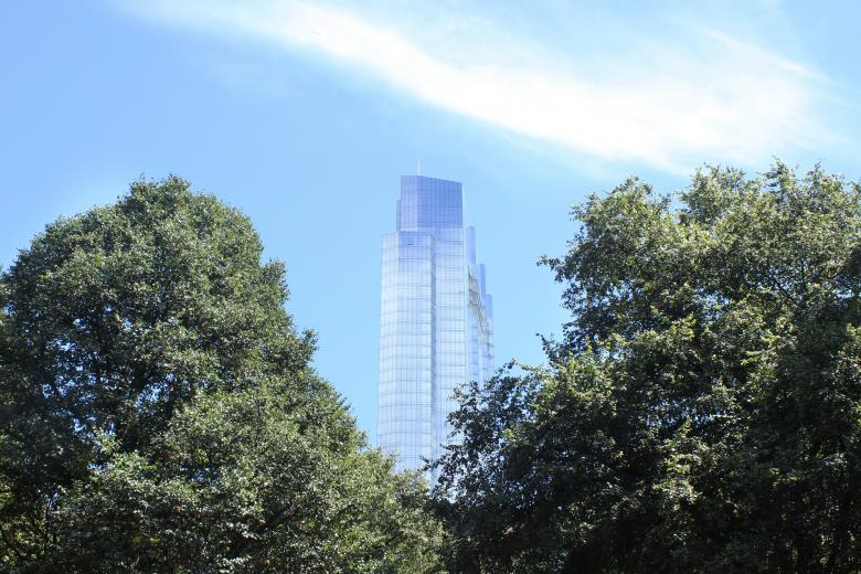 Free Stock Photo of Millenium tower building in Boston Created by Eugeniu Frimu