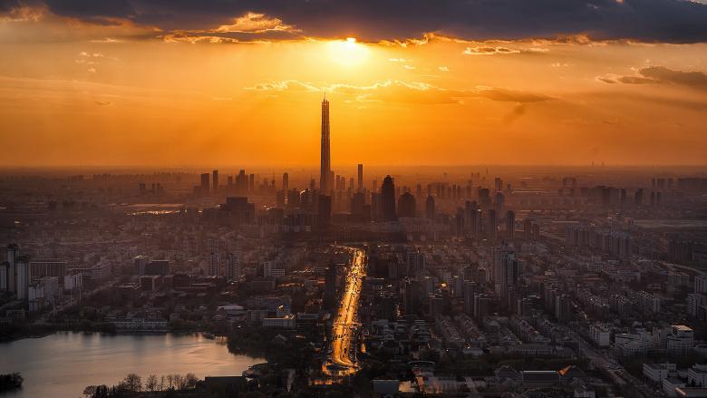 Tianjin City - Free Urban Stock Photos