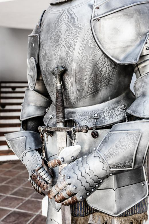 Free Stock Photo of Full Plate Armour Created by Bjorgvin