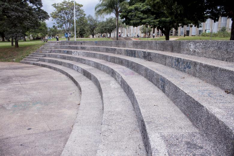 Free Stock Photo of Amphitheater Seat Arc Created by Eduardo Soares Bogosian