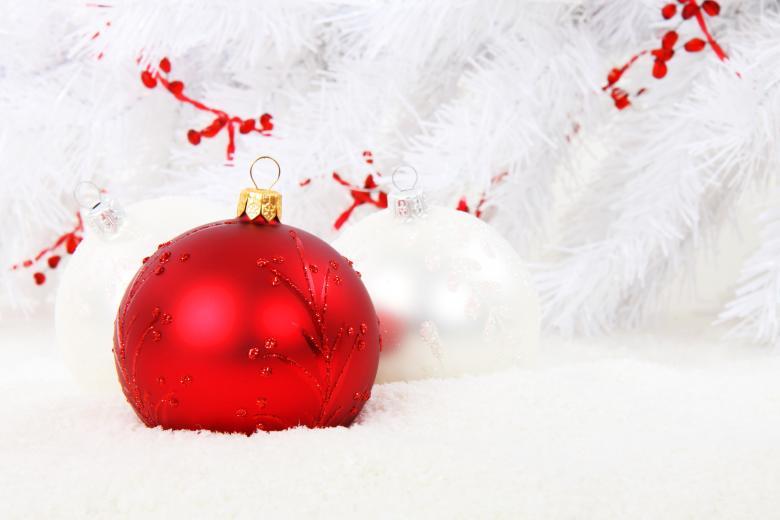 Christmas Bauble - Free Christmas Stock Photos