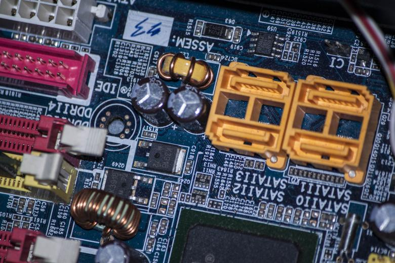 PC Computer Circuit Board - Free Technology Stock Photos